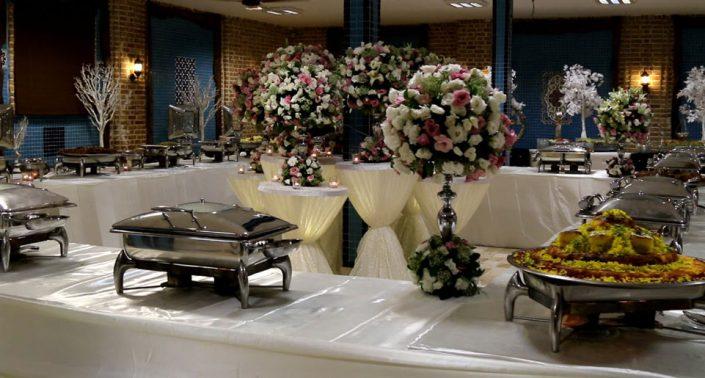 منوی شام عروسی