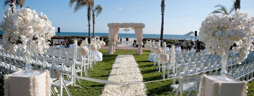 نکاتی در مورد برگزاری مراسم عروسی در فضای باز