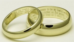 حلقهی ازدواج