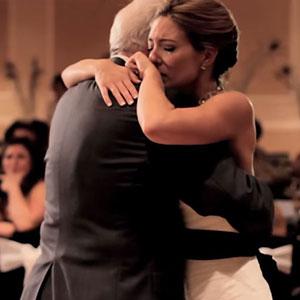 ۱۰ آهنگ عالی برای رقص پدر و دختر در روز عروسی