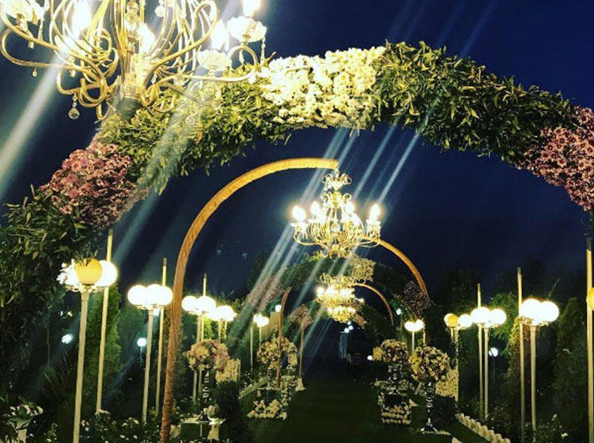 باغ تالار ایلیا