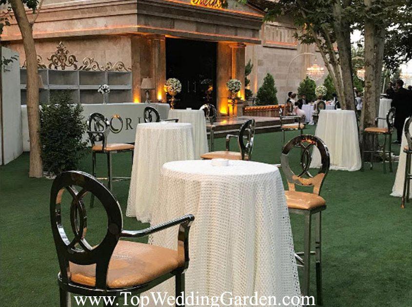 باغ تالار روما
