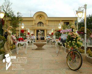 باغ عروسی در شرق تهران