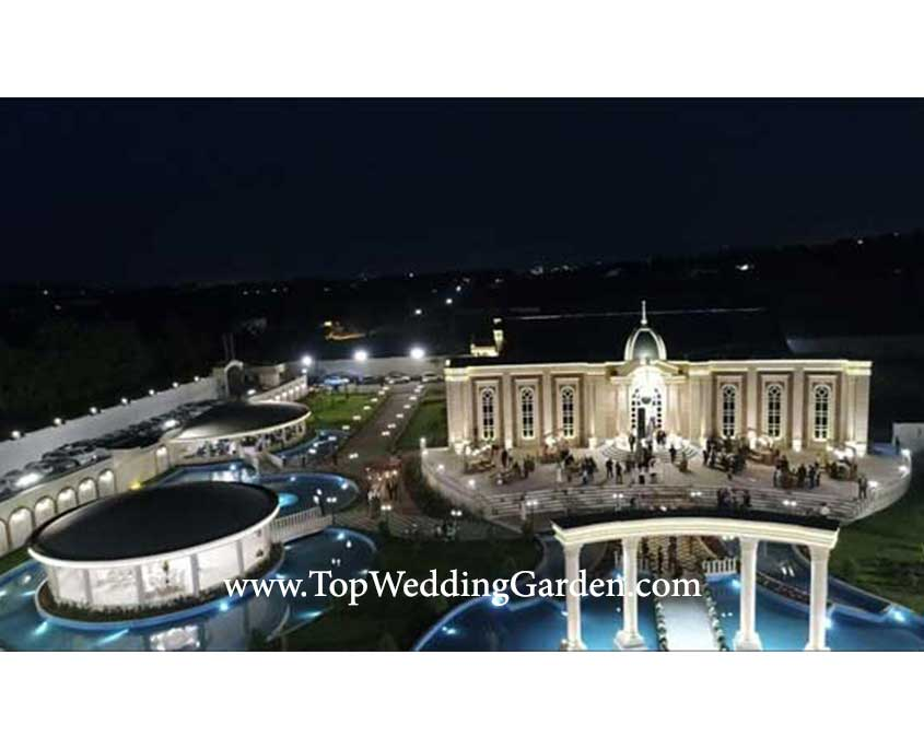 باغ عروسی جدید در گرمدره